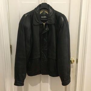 Vintage Marc New York leather Jacket Large